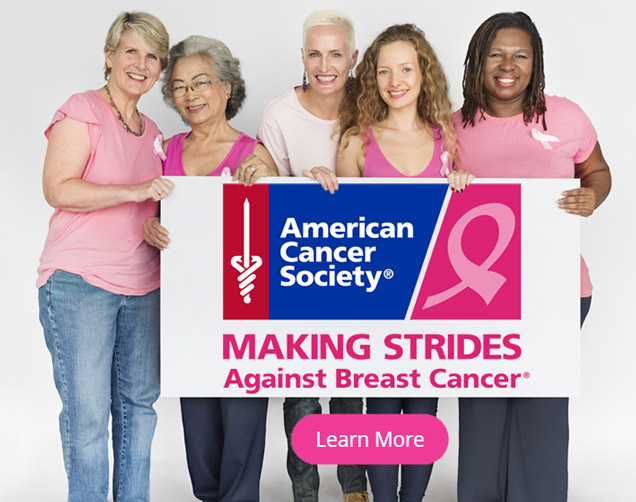 Langley is Making Strides Agains Breast Cancer - Read More