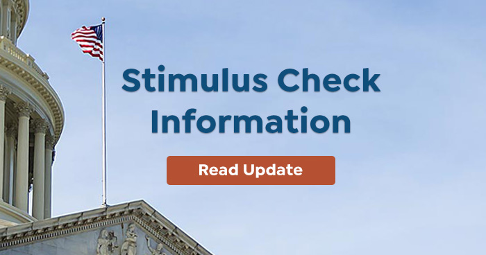 Click here for stimulus check information.