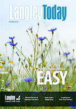 Langley Today Cover