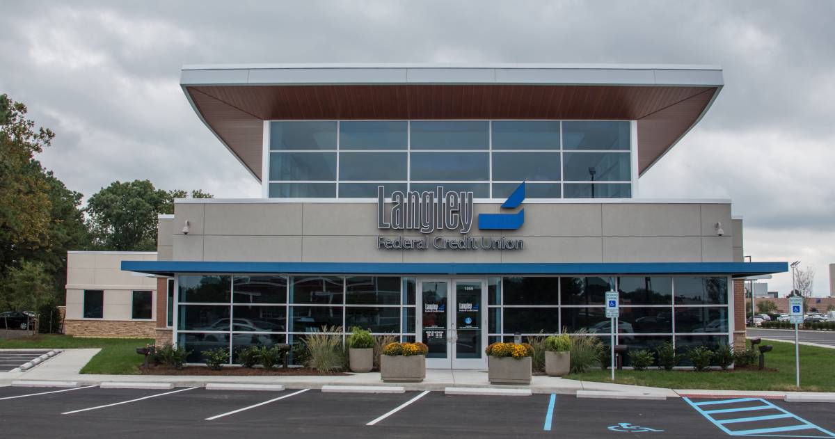 Langley Federal Credit Union Opens New Greener Coliseum Location