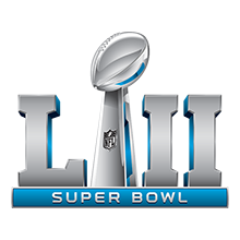 November image,Super Bowl LII icon.